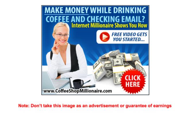 Coffee shop millionaire members login